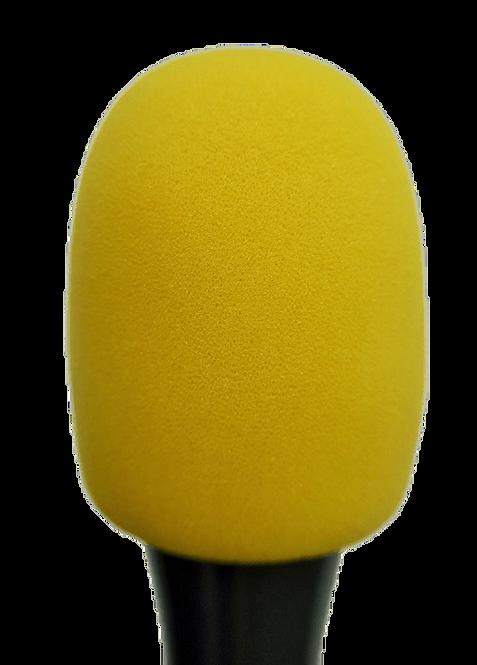 Budget Yellow Windscreen