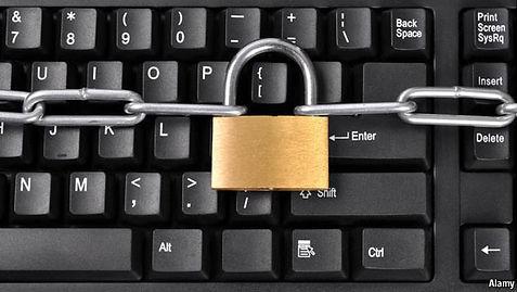 Computer Security Lock