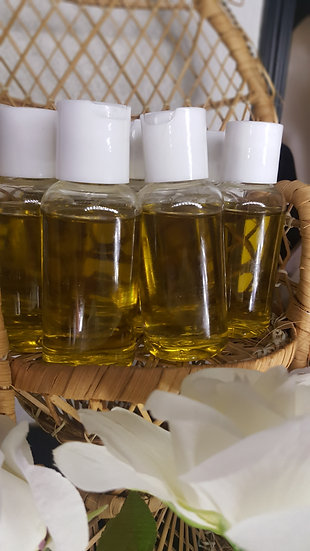 Hair Body Cuticle Oils
