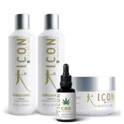 Organic The Cure Package