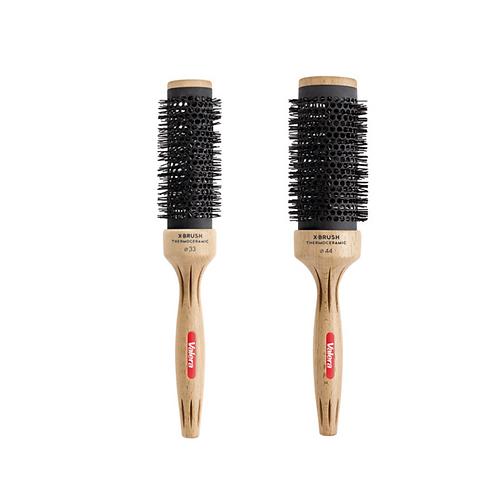 Valera Thermoceramic Round Brushes