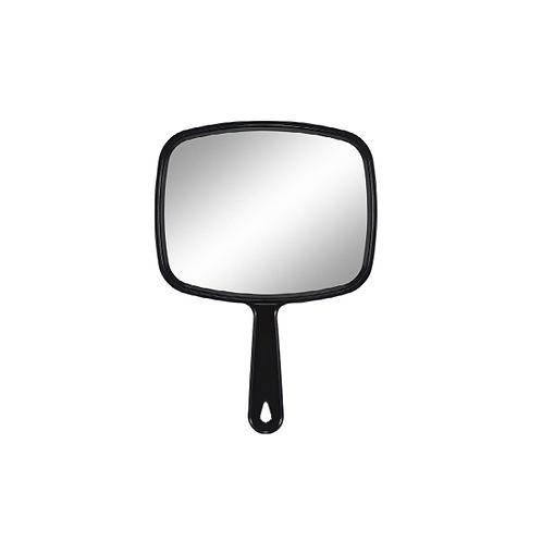 Black Square Mirror