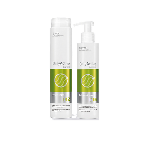 Daily Active Daily Factor D12 Shampoo & D16 Conditioner