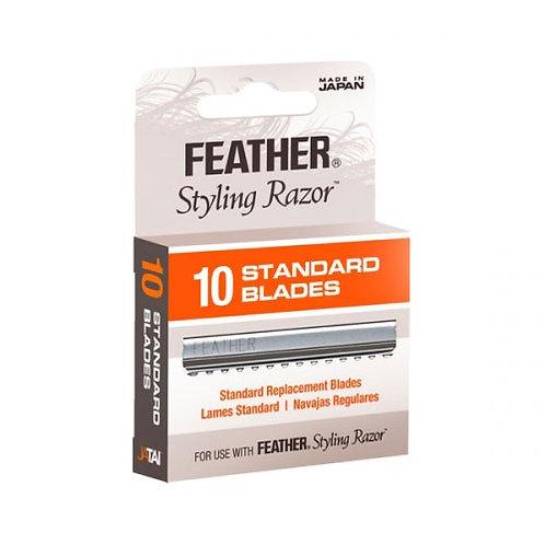 Feather Razor Blades 10 count