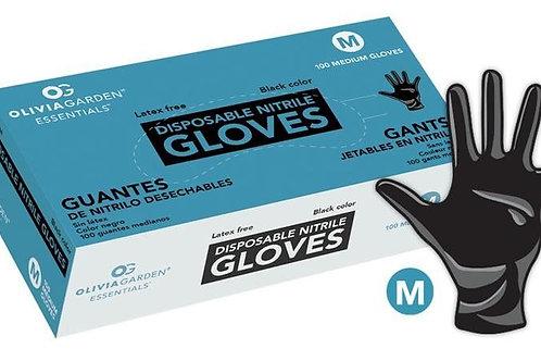 Olivia Garden Nitrile Gloves 100 count