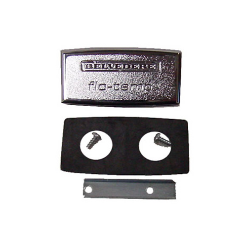 Belvedere Flo-Temp Cover Plate