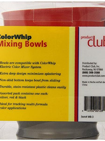 Colorwhip Electric Color Mixer Bowls
