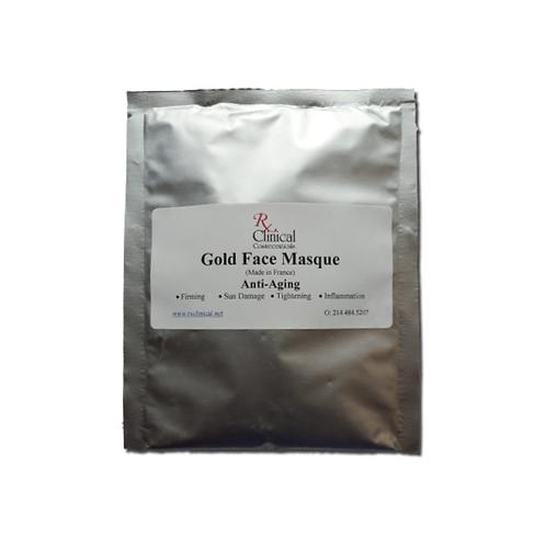 Rx 21 Gold Face Masque