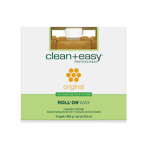Clean & Easy Large Wax Applicator Refills 12 ct