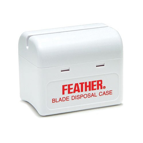 Feather Blade Disposal Case