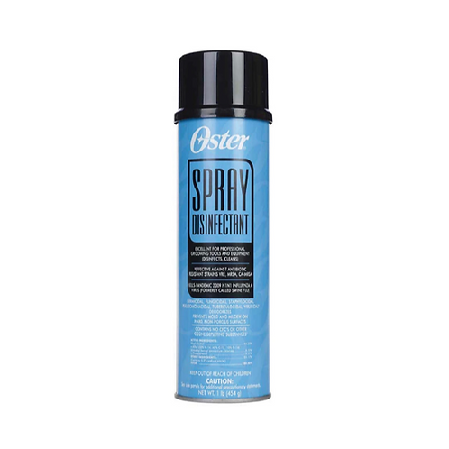 Oster Spray Disinfectant 16 oz.