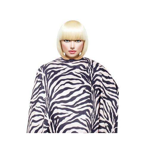 Cricket Zebra Haircutting Cape