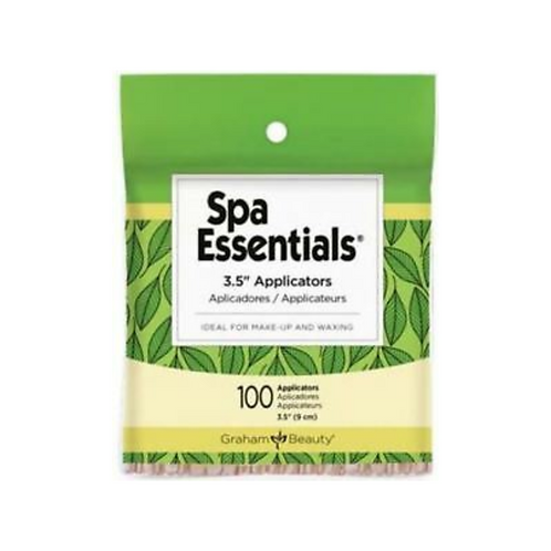 """Spa Essentials 3.5"""" Applicators"""