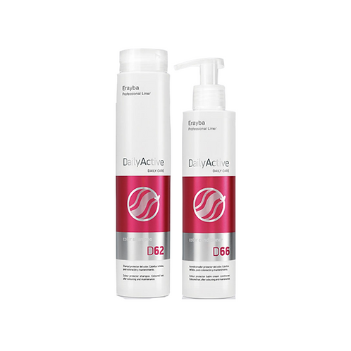 Daily Active Color Factor D62 Shampoo & D66 Conditioner