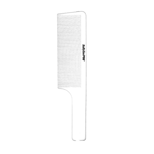 BaByliss PRO Barber Comb White
