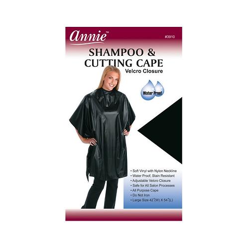 Annie Shampoo & Cutting Cape
