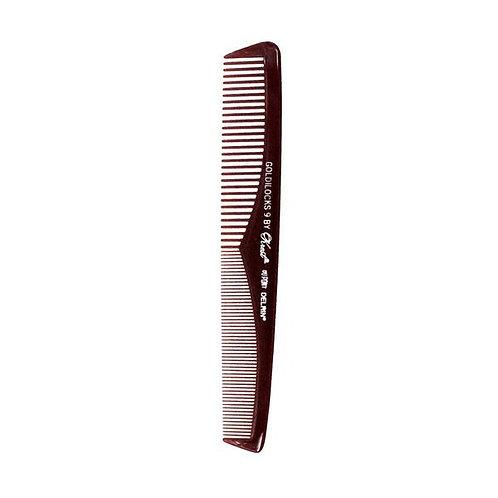 """Krest Goldilocks 9 - 71/2"""" Thin Taper/Clipper Comb"""