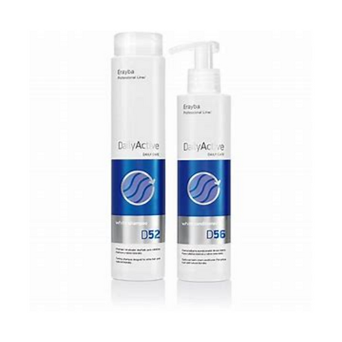 Daily Active White Factor D52 Shampoo & D56 Conditioner