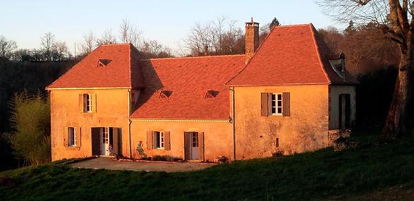 Renovation maison Dordogne Meyrals