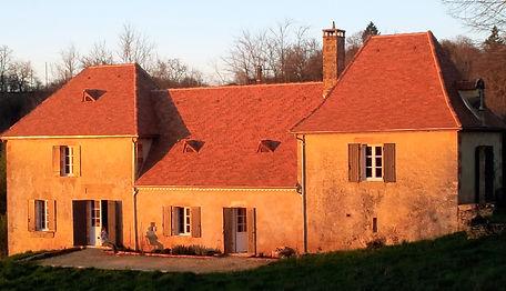 Renovation house Dordogne