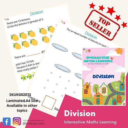 Interactive Maths - Division