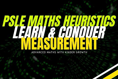 Maths Heuristics Measurement (Advance Maths)