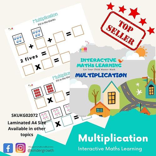 Interactive Maths - Multiplication