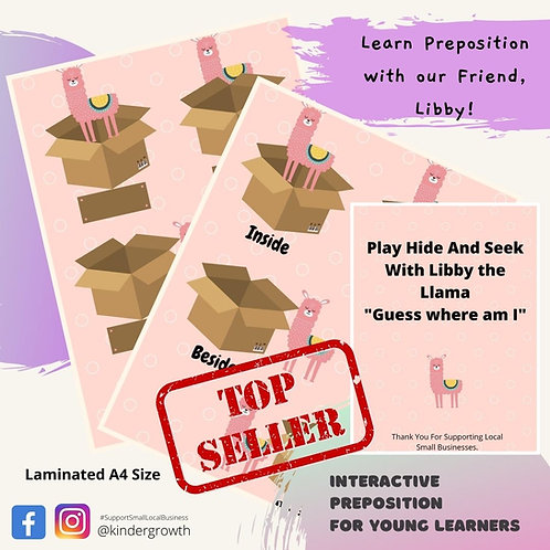 Preposition with LibbyThe Lama