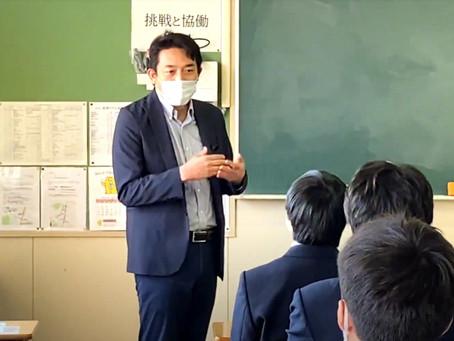 できたことノートfor school事例(静岡県浜松学芸高等学校)