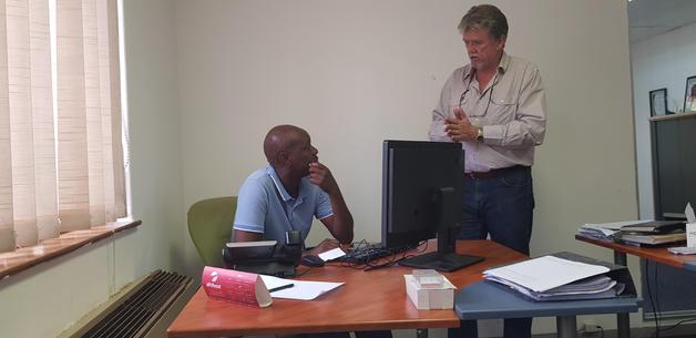 Amedzo Coaching and mentorship