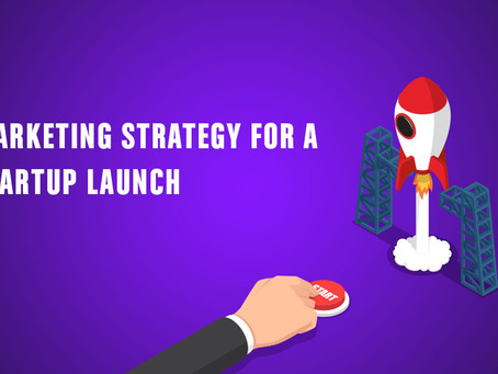 The 11 step startup launch marketing plan.