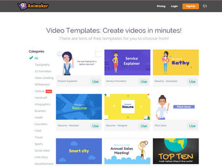 Create free videos in minutes with Animaker!
