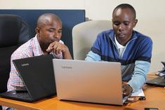 Team Unityu Electrical testing their new skills