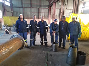 Ingomso Steel and Pipe Fabrication