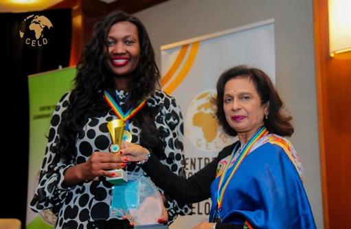 Julia of Amedzo winning awards