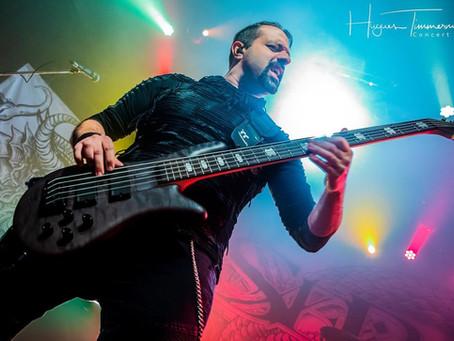 New Album Featured Artist - Bassist Fabio D'Amore