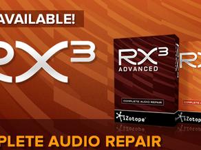 iZotope RX3 | Audio Repair software