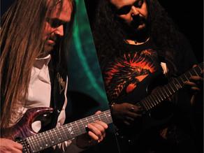 New Album Featured Guitarists - Dr. Viossy and Leonardo Porcheddu