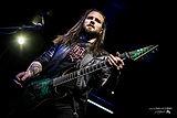 Nils Courbaron guitarist Sirenia Vivaldi