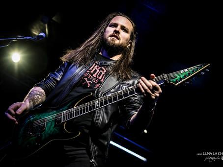 New Album Featured Artist - Guitarist Nils Courbaron