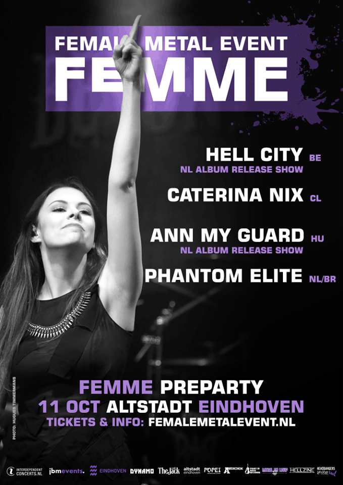 Female Metal Event - FEMME Festival 2018