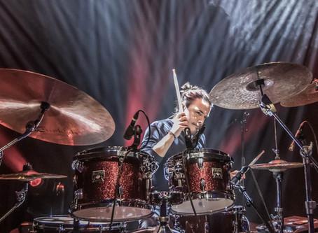 New Album Featured Artist - Drummer Francesco Lucidi