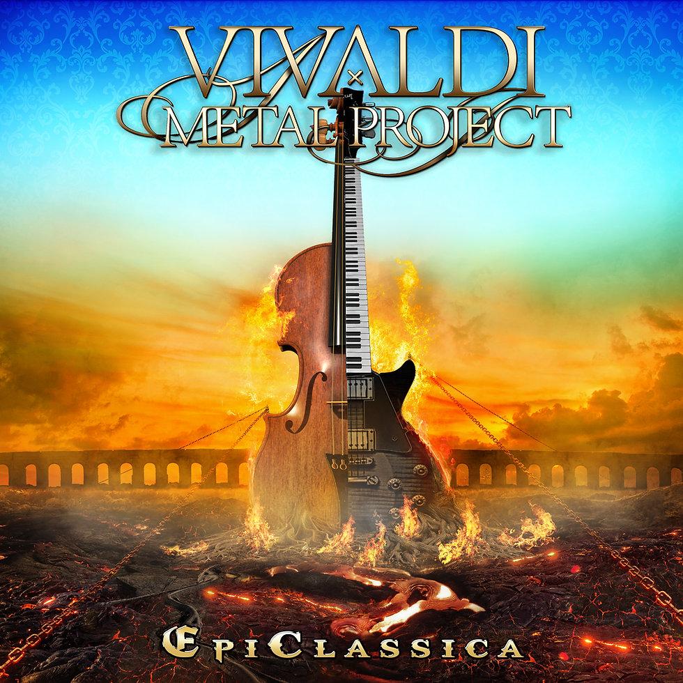 Vivaldi Metal Project EpiClassica album