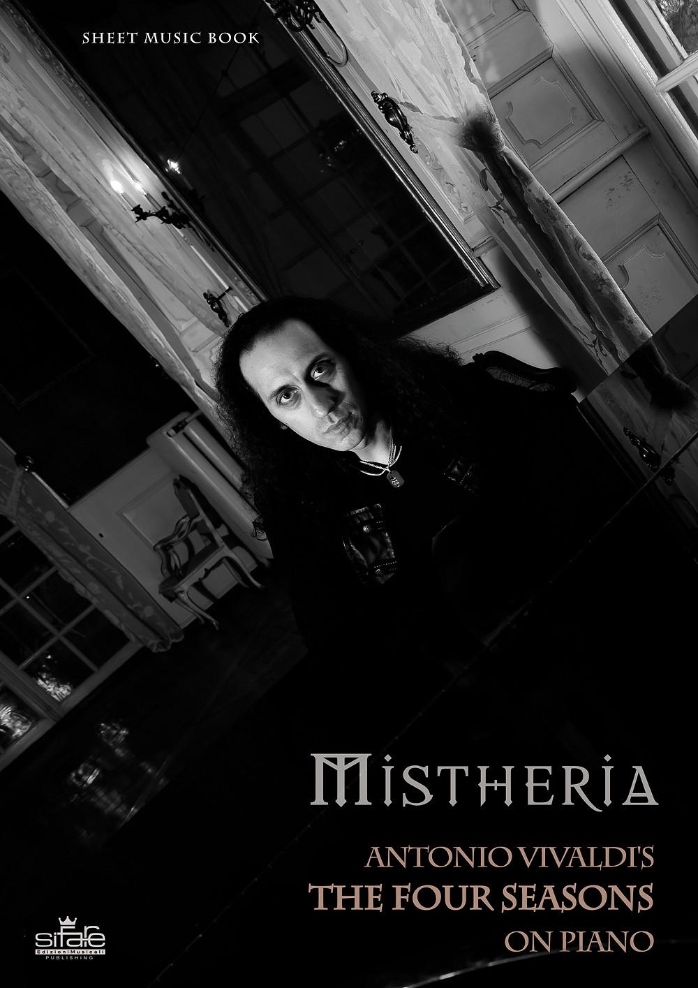 Mistheria plays Vivaldi's The Four Seasons on piano - Sheet music book
