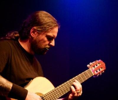 New Album Featured Artist - Guitarist Andreas Kisser (Sepultura)