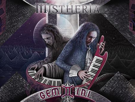 GEMINI - Instrumental Metal Album OUT NOW!