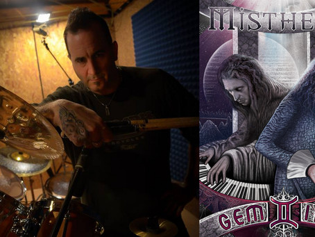 John Macaluso quote about 'Gemini' album by Mistheria