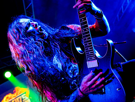 New Album Featured Artist - Guitarist Andy Martongelli