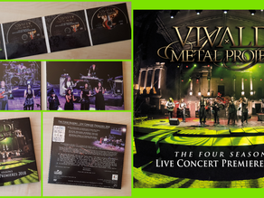 Vivaldi Metal Project DVD Contest - Win Our Boxed-set!
