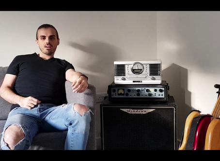 Vivaldi Metal Project composer Rossano Capriotti introduces himself
